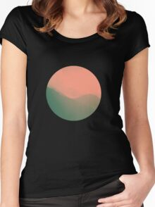 Dusk Women's Fitted Scoop T-Shirt