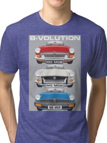 MG MGB evolution Tri-blend T-Shirt
