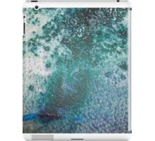 Jade sparkle iPad Case/Skin