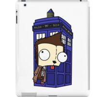 10th Doctor GIR iPad Case/Skin