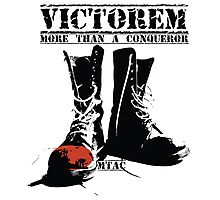 Step into VICTORY Photographic Print
