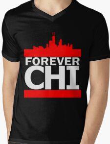 OG ForeverChi Mens V-Neck T-Shirt