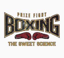 Boxing Baby Tee