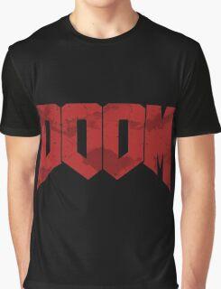 DOOM - BLOODSPLASH Graphic T-Shirt