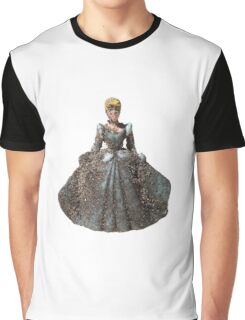 The Princess afte midnight, the end of a fairytale Graphic T-Shirt