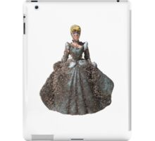 The Princess afte midnight, the end of a fairytale iPad Case/Skin