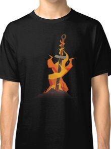 The Coiled Sword  Classic T-Shirt