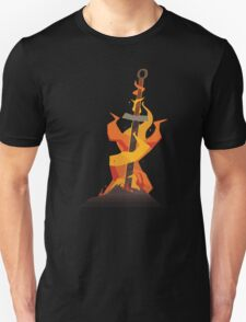 The Coiled Sword  T-Shirt