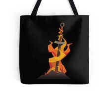 The Coiled Sword  Tote Bag