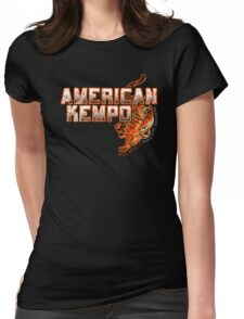 American Kempo Womens Fitted T-Shirt