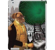 Farewell, Time Traveler iPad Case/Skin