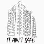 Skepta It Ain't Safe by takmiller