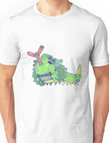 Pokezoids Caterpie Unisex T-Shirt