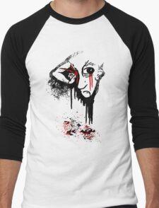 Human Pain Men's Baseball ¾ T-Shirt