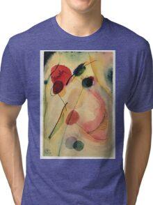 Kandinsky - Untitled   Tri-blend T-Shirt