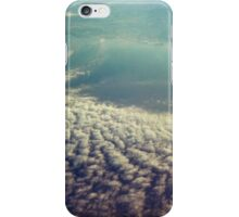 Clouds from plane iPhone Case/Skin