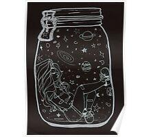 Bell Jar Universe Poster