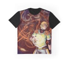 Aegis - Hayleos and the Phoenix Graphic T-Shirt