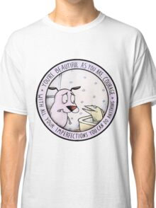 courage the cowardly dog Classic T-Shirt