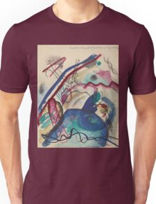 Kandinsky - Study For Improvisation V Unisex T-Shirt