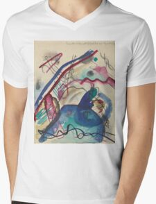 Kandinsky - Study For Improvisation V Mens V-Neck T-Shirt