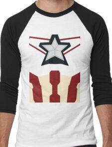 Captain of Avenging Men's Baseball ¾ T-Shirt