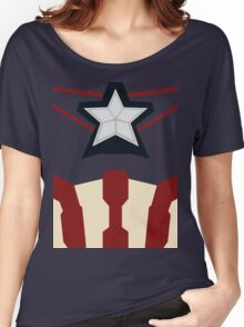Captain of Avenging Women's Relaxed Fit T-Shirt