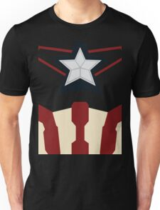 Captain of Avenging Unisex T-Shirt