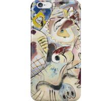 Kandinsky - Skizze iPhone Case/Skin