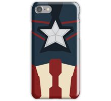 Captain of Avenging iPhone Case/Skin
