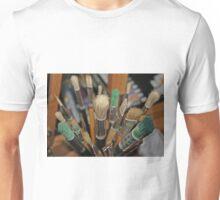 Which Brush? Unisex T-Shirt