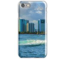 Honolulu Turquoise - Impressions of Hawaii iPhone Case/Skin