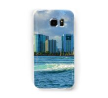 Honolulu Turquoise - Impressions of Hawaii Samsung Galaxy Case/Skin