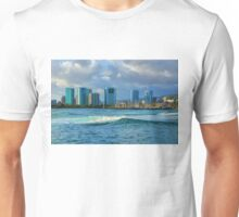 Honolulu Turquoise - Impressions of Hawaii Unisex T-Shirt