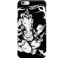 Nerdy Ganesha iPhone Case/Skin