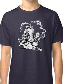Nerdy Ganesha Classic T-Shirt