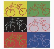 Chain bike composition 3 Baby Tee