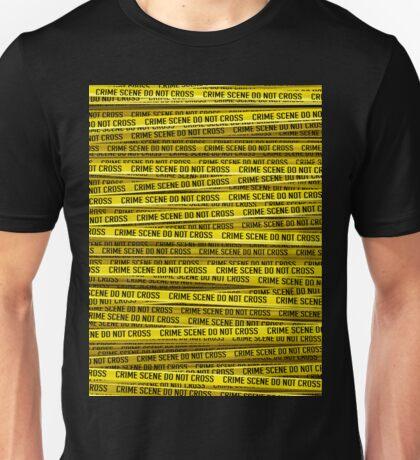 Crime scene Unisex T-Shirt