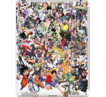 Anime mix - All Animes (Allstar Anime) iPad Case/Skin
