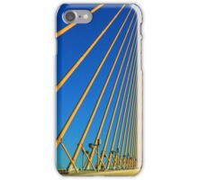 Cable-Stayed   iPhone Case/Skin