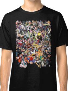 Anime mix - All Animes (Allstar Anime) Classic T-Shirt