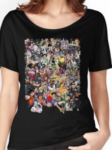 Anime mix - All Animes (Allstar Anime) Women's Relaxed Fit T-Shirt