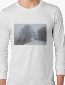 Snowstorm Magic Long Sleeve T-Shirt