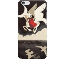 Pegasos iPhone Case/Skin