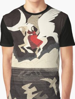 Pegasos Graphic T-Shirt