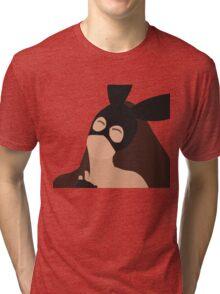 Ariana Grande Vector Drawing Tri-blend T-Shirt