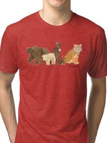 100 Acres Tri-blend T-Shirt