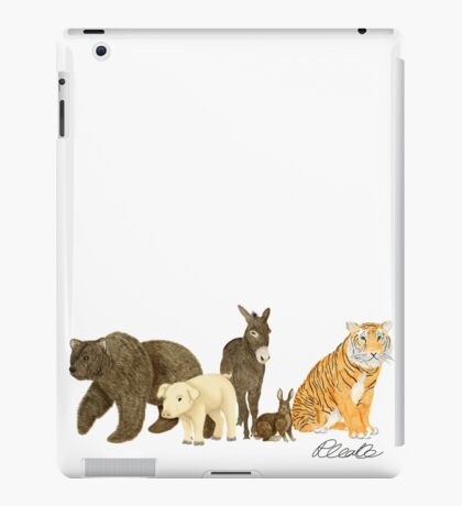 100 Acres iPad Case/Skin