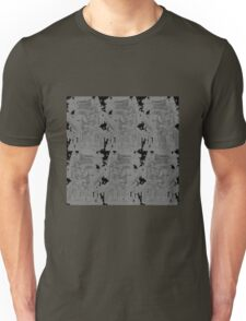 Robot On High-Speed Passenger Train Unisex T-Shirt