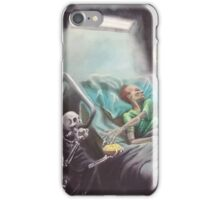 Forget About The F@cking Toe iPhone Case/Skin